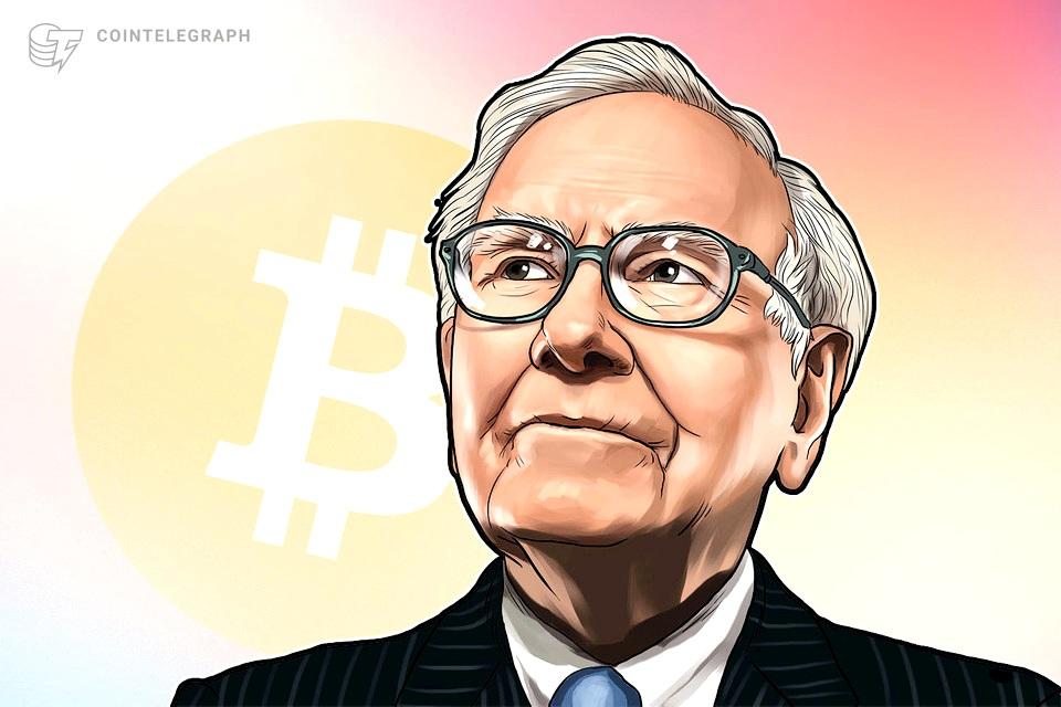 """""""Thuốc độc"""" Bitcoin vượt mặt Berkshire Hathaway của Warren Buffet"""